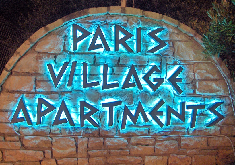 Paris Village